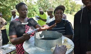 Nyando slimate-smart village