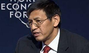 Shenggen Fan at World Economic Forum