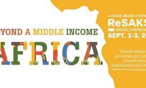 ReSAKSS 2015 Conference Beyond a Middle Income Africa