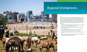 Regional developments