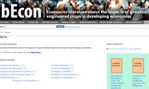 bEcon Web-based Bibliography