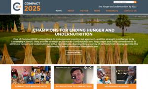 Compact2025 Website