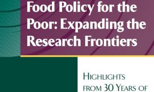 Food policy for the poor