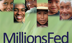 Millions Fed - book cover detail