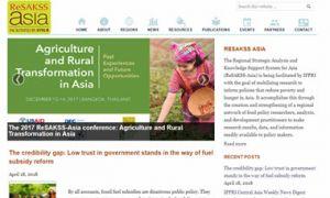 ReSAKSS-Asia Website