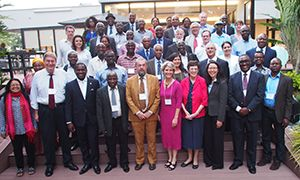Technologies, Platforms and Partnerships in support of the African agricultural science agenda.
