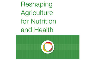 Cover image of 2020 book, Reshaping Agriculture for Nutrition and Health