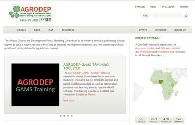 AGRODEP Portal