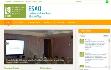 ESAO website