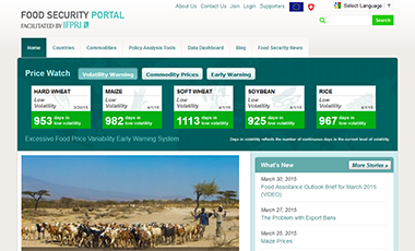 Food Security Portal