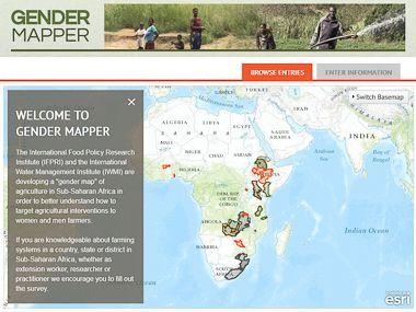 Gender Mapper